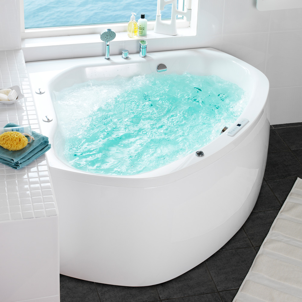 Whirlpool baths - Hafa bathroom